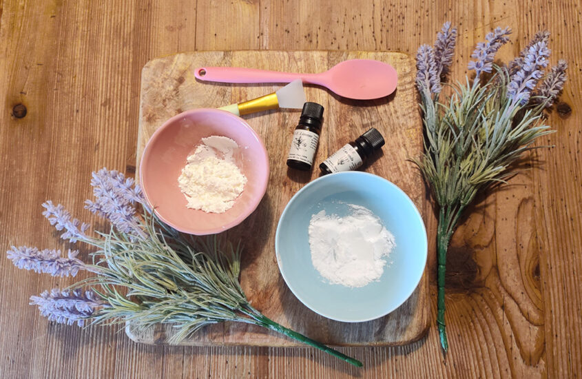 Shampoo Secco ingredienti